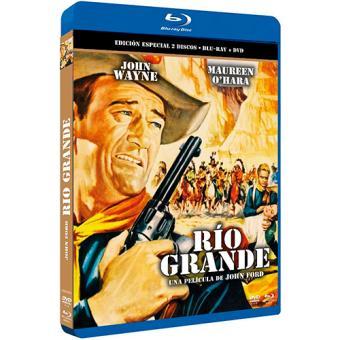 Río Grande - Blu-Ray + DVD