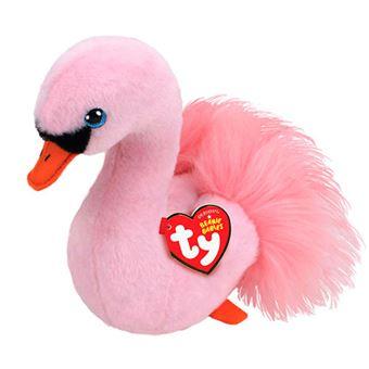 Peluche cisne rosa Odette Ty Beanie Boos