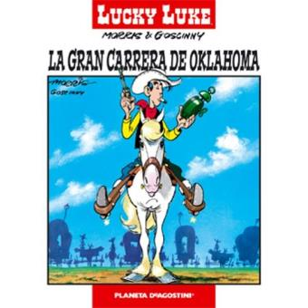 Lucky Luke 6 La gran carrera