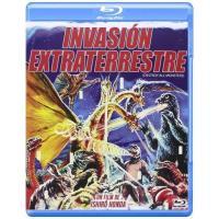 Invasión extraterrestre - Fornato Blu-Ray