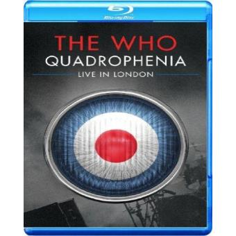 Quadrophenia Live In London (Formato Blu-Ray)