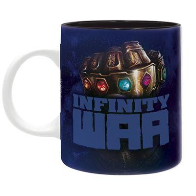 Taza Marvel Los Vengadores - Infinity