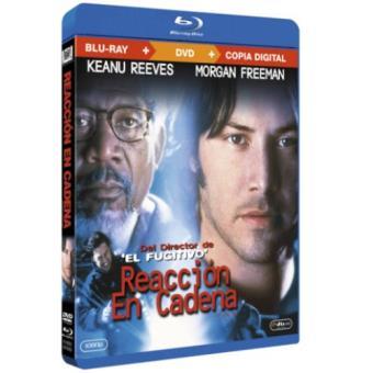 Reacción en cadena - Blu-ray + DVD