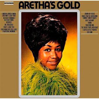 Arethas - Vinilo dorado