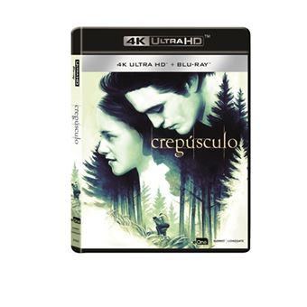 Crepúsculo - UHD + Blu-Ray