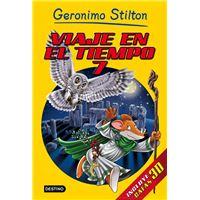 Geronimo Stilton: Viaje en el tiempo 7