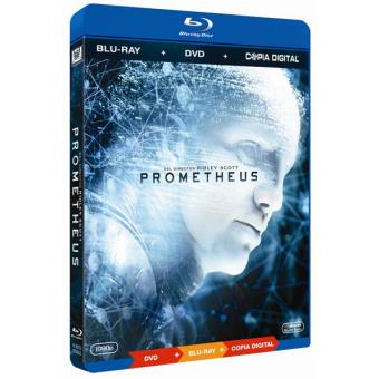 Prometheus - Blu-Ray + DVD + Copia digital