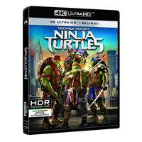 TMNT Ninja Turtles - UHD + Blu-Ray