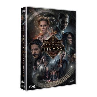 El Ministerio del Tiempo  Temporada 3 - DVD