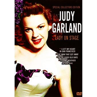 Lady on Stage - DVD