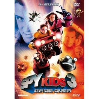 Spy Kids 3: Game Over - DVD