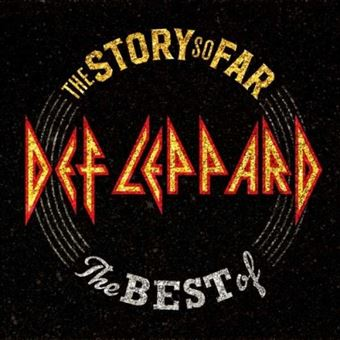 The Story So Far…The Best Of Def Leppard - 3 Vinilos