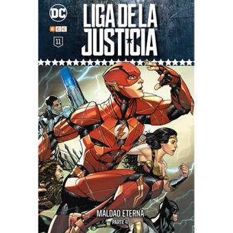 Liga de la Justicia 11