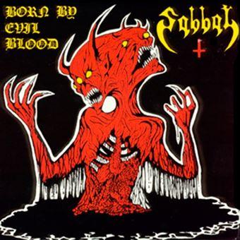Born By Evil Blood - Cassette