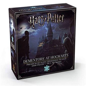 Puzzle Harry Potter - Dementors at Hogwarts 1000 piezas
