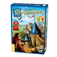 Carcassonne. Tablero