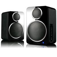 Altavoces Bluetooth Wharfedale DS-2 Negro Pareja