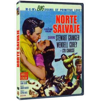 Norte salvaje - DVD