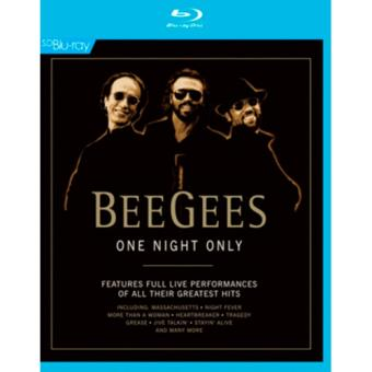 One Night Only (Blu-Ray)