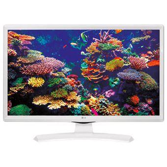 TV LED 24'' LG 24TK410V HD Ready Blanco