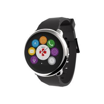 Smartwatch MyKronoz Zeround Plata / Negro