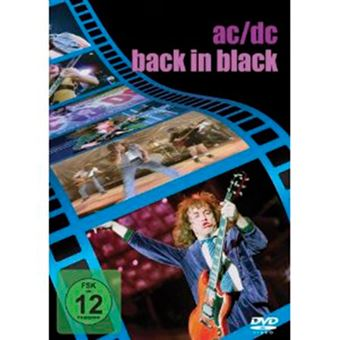 Back in Black - DVD