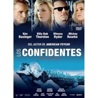 Los confidentes - DVD