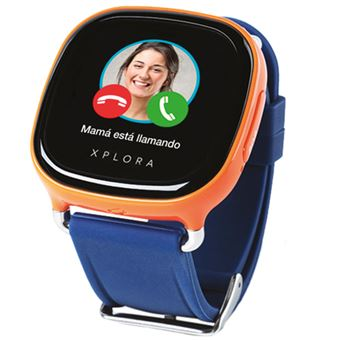 Smartwatch GPS Xplora 1 Kids Naranja/Azul