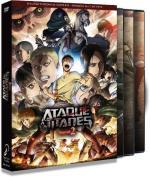 Ataque a los Titanes  Temporada 2  Ep. 1-12 - DVD