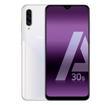 Samsung Galaxy A30s 6,4'' 64GB Blanco