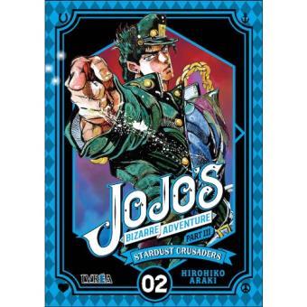 JoJo's Bizarre Adventure - Part III: Stardust Crusaders