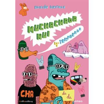 Muchachada Nui  Temporada 4. Ed. limitada - DVD