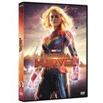Capitana Marvel - DVD