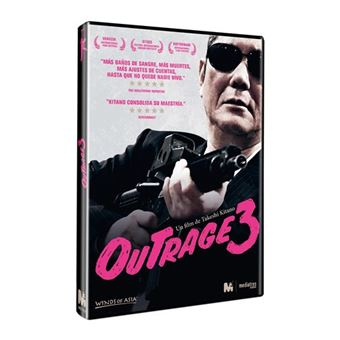Outrage 3 - DVD