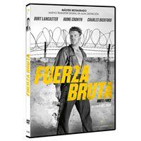 Fuerza bruta - DVD