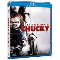 La maldición de Chucky - Blu-Ray