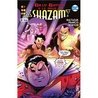 Billy Batson y la magia de Shazam 8