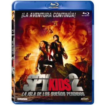 Spy Kids 2: La isla de los sueños - Blu-Ray