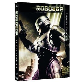 Robocop  Ed. definitiva - DVD