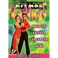 Aprende a bailar. Ritmos latinos - DVD