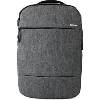 Mochila Incase City Compact Backpack Gris para portátil 15,6''