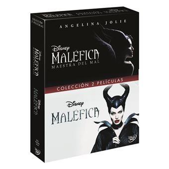 Pack Maléfica + Maléfica: Maestra del mal - DVD