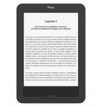 Libro electrónico Fnac Touch Plus con luz integrada