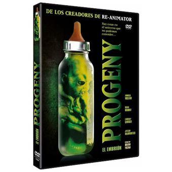 Progeny, El Embrión - DVD