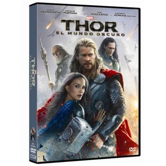 Thor 2: El mundo oscuro - DVD