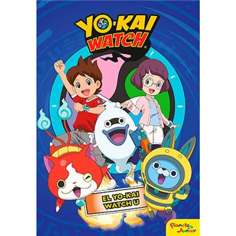 Yo-kai Watch - El Yo-kai Watch U