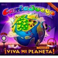 Cantajuegos. Viva mi planeta - Temporada 3 - DVD + CD
