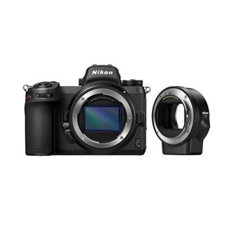 Cámara EVIL Nikon Z7 II Body + Adaptador de montura FTZ Kit