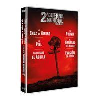 Pack La Segunda Guerra Mundial en el cine - DVD