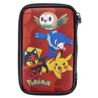 Bolsa Pokemon Sol y Luna New Nintendo 3DS XL - Varios Modelos
